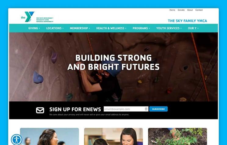 sky-family-ymca-homepage
